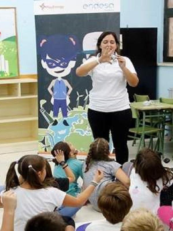 V edición del taller itinerante PlayEnergy en 35 colegios de Andalucía
