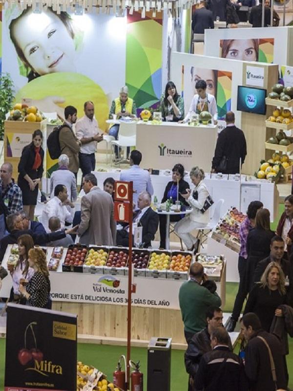 El servicio de certificación CAAE participará en la feria internacional agroalimentaria Fruit Attraction 2018