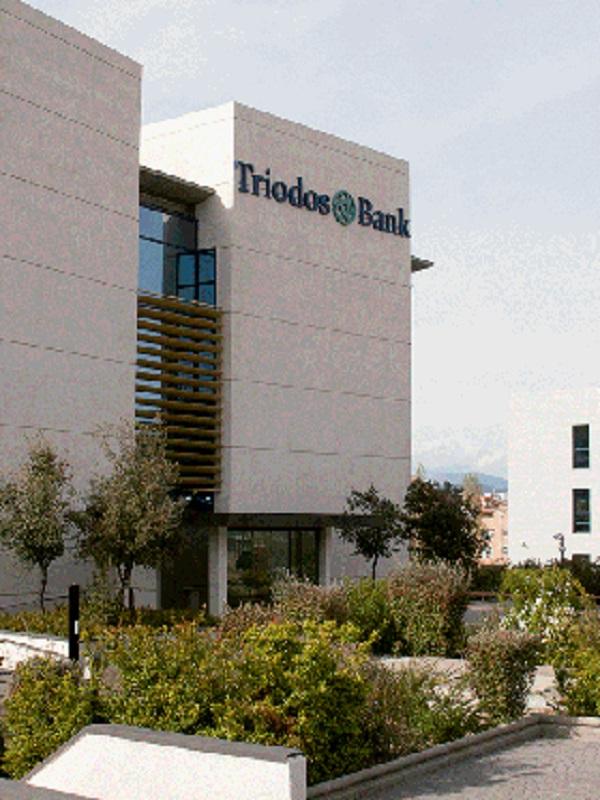 Triodos Bank insta a los bancos a apoyar el desarrollo sostenible de manera urgente