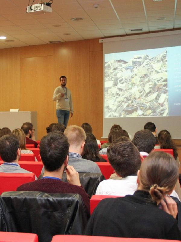 El Grupo de Biología Ambiental de la Universidad de Vigo organiza un seminario técnico sobre investigación y gestión de residuos sólidos