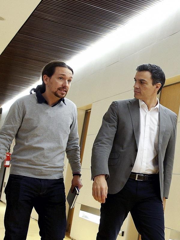 PSOE y Unidos Podemos finiquitan la barra libre de las eléctricas