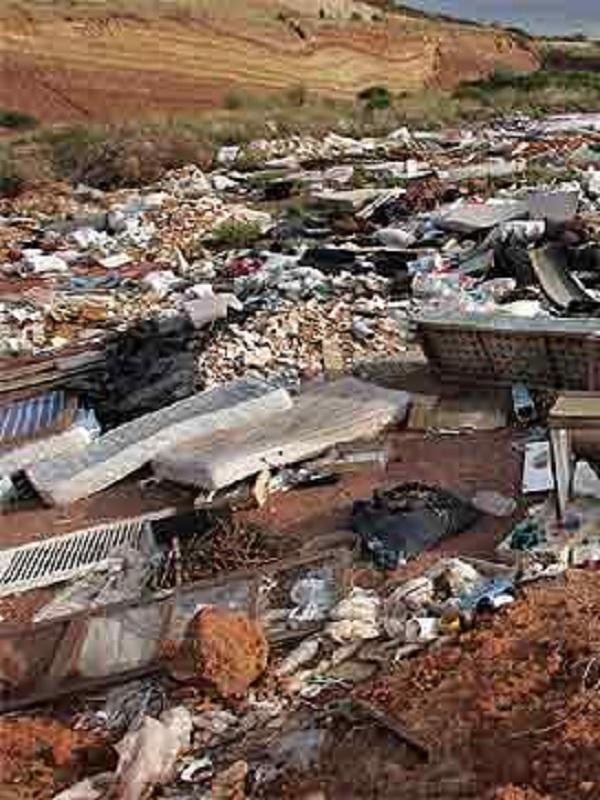 Exceso injustificable de vertederos en Castilla –La Mancha