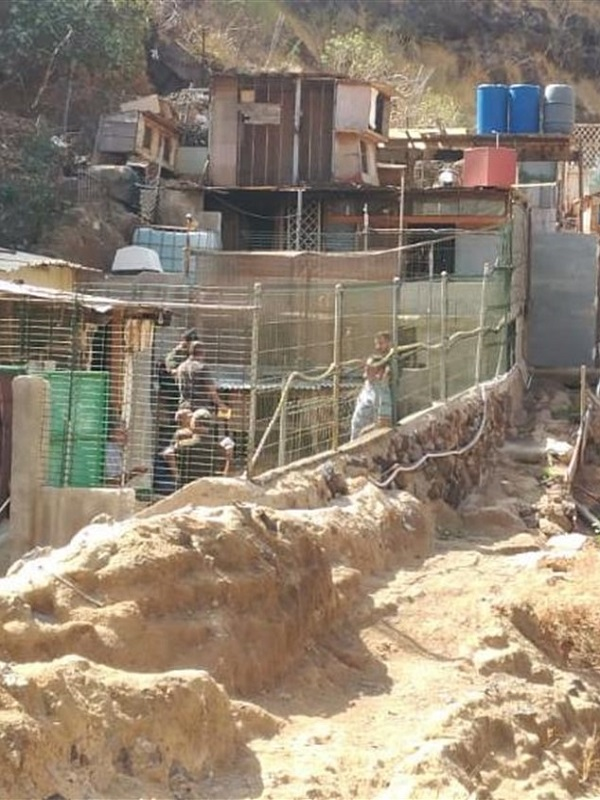 El Ayuntamiento de Santa Cruz abre 16 actas en asentamientos que albergan animales en los barrancos