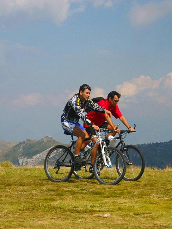 Andalucía participa en un encuentro para fomentar el cicloturismo en espacios naturales