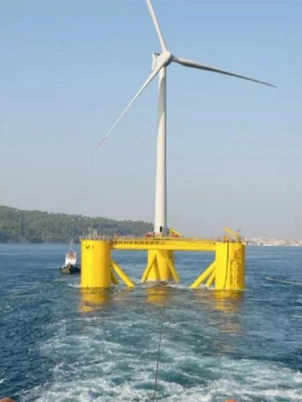EDP Renováveis y Repsol se alían para lanzar el mayor parque eólico flotante del mundo