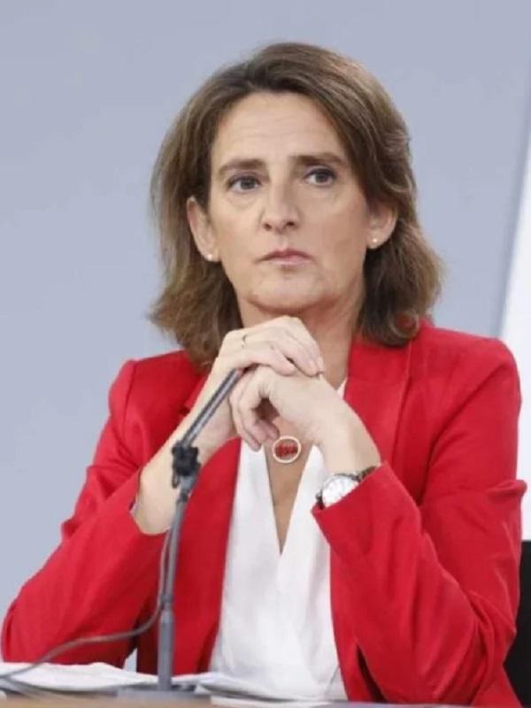 Teresa Ribera, premiada por The Climate Reality Project de Al Gore por su lucha contra el cambio climático