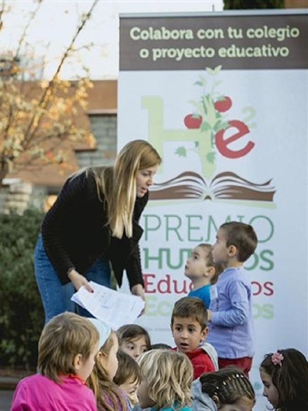 V Premio Nacional Huertos Educativos Ecológicos
