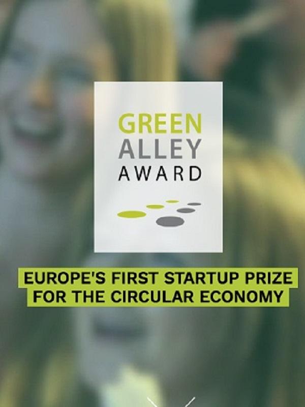 Tecnología verde. Aeropowder se alza con el Green Alley Award 2018