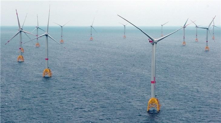 Iberdrola inaugura el lunes el parque de eólica marina Wikinger (Alemania)