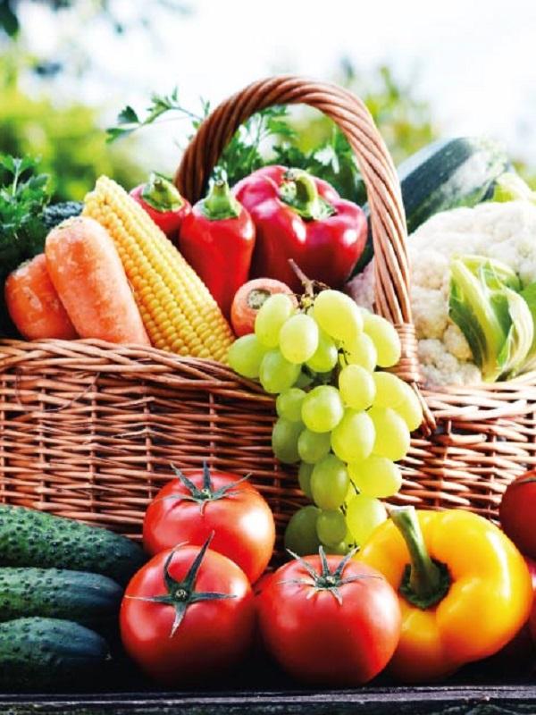 Si tomas alimentos orgánicos / ecológicos tienes menor probabilidad de desarrollar un cáncer