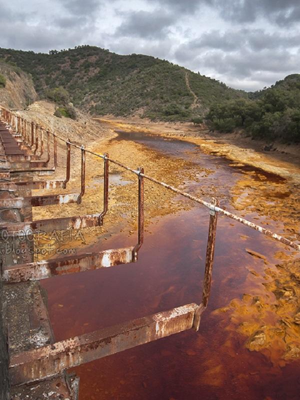 Recuperando el Camino Natural del río Tinto en Huelva