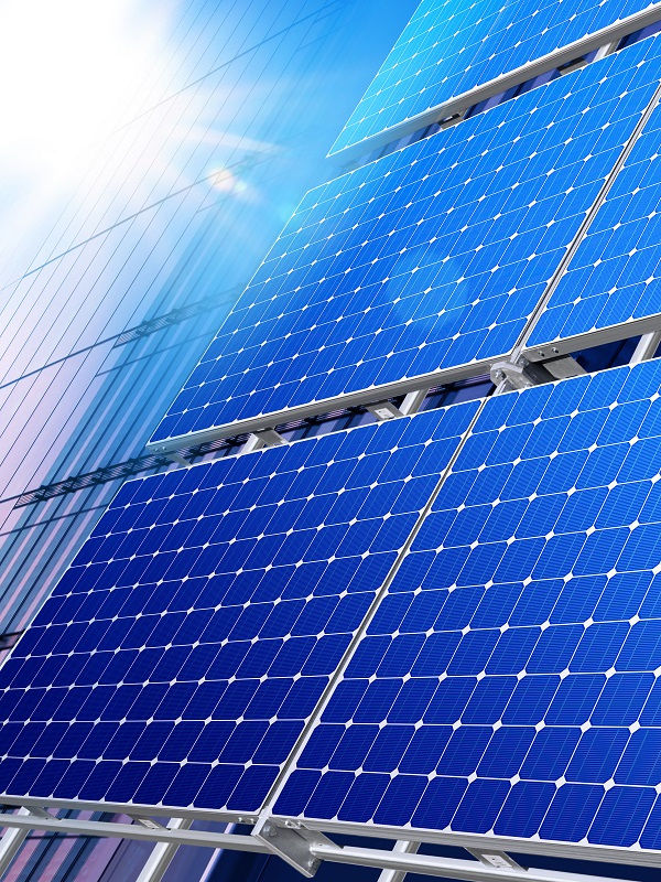 Sorprendente. Una misma célula solar produce dos clases de energías renovables