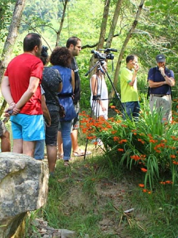 Andalucía organiza para el mes de noviembre nuevas actividades ecoturísticas en espacios naturales