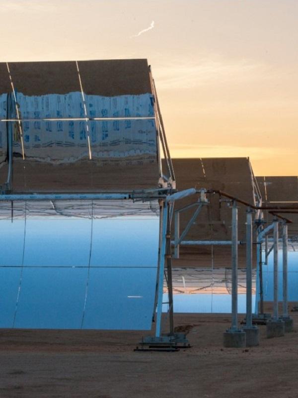 La termosolar es la renovable que más electricidad genera por MW instalado desde mayo