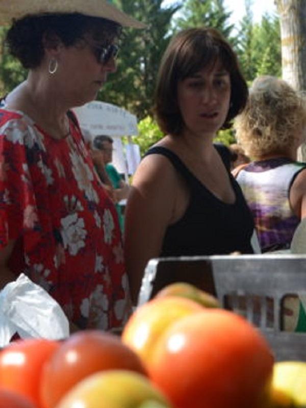 INEA, en Valladolid, celebra el día 11 el Mercadillo Ecológico y Solidario