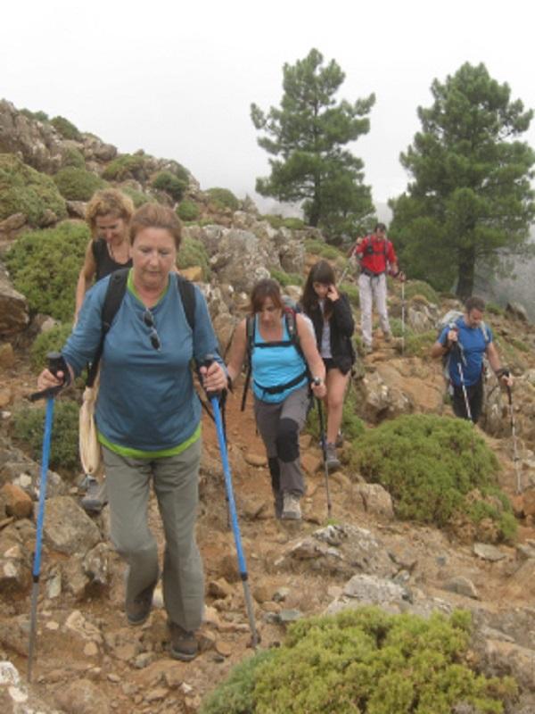 Málaga adecuará un nuevo recorrido senderista para unir historia y naturaleza
