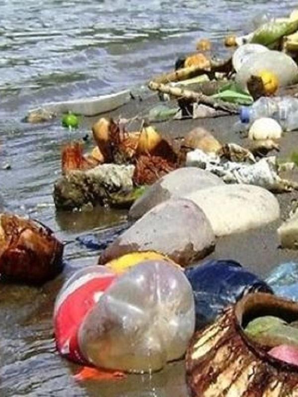Argentina: Alarma por la contaminación con plásticos en el río Paraná