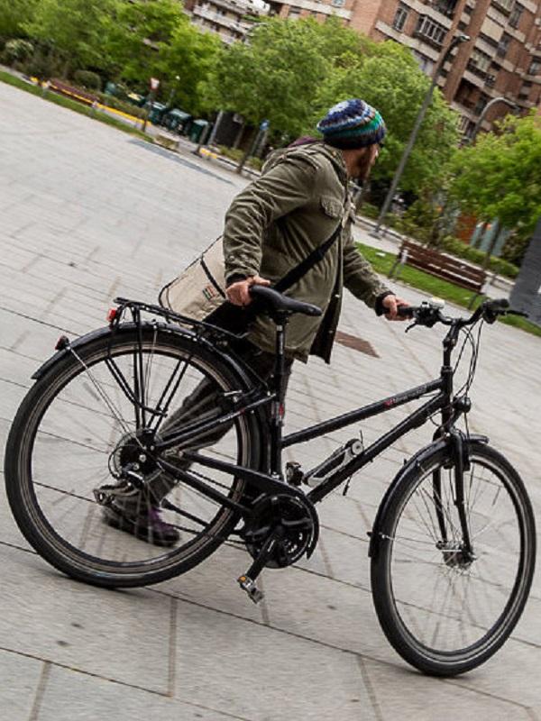 Pamplona ofrece talleres, rutas en bici y marchas con motivo de la Semana Europea de la Movilidad