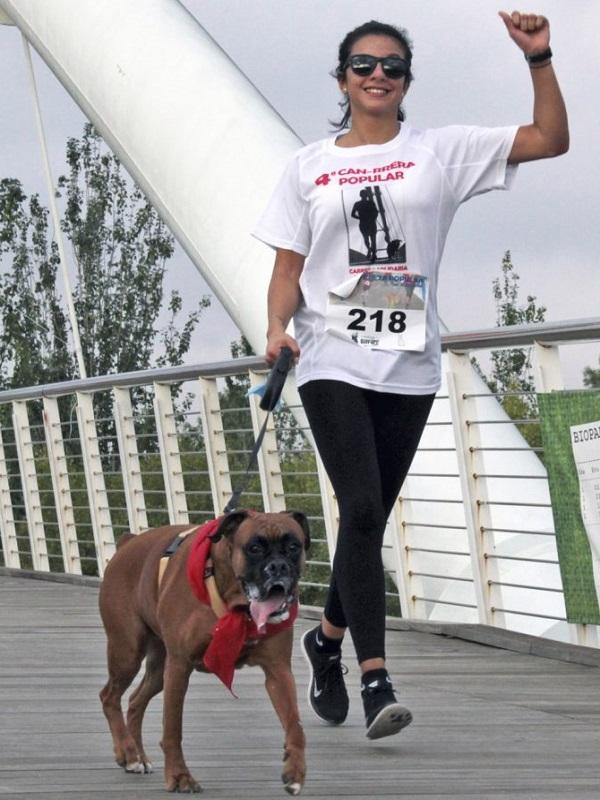 Deporte en compañía de tu mascota: Bioparc celebra la 6ª Can-rrera solidaria el 30 de septiembre