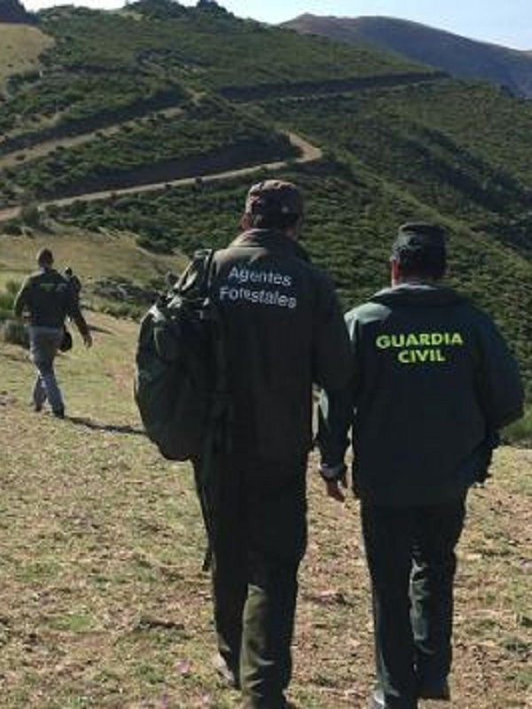 La Policía andaluza interpone en Granada 131 denuncias por infracciones medioambientales en el primer semestre
