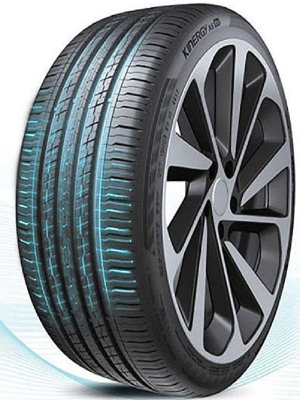 Hankook presenta su segunda generación de neumáticos para vehículos eléctricos, con ruido muy bajo