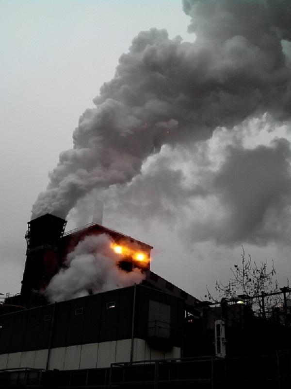 Asturias. Otro día nefasto de contaminación en Gijón con varias estaciones fuera de rango