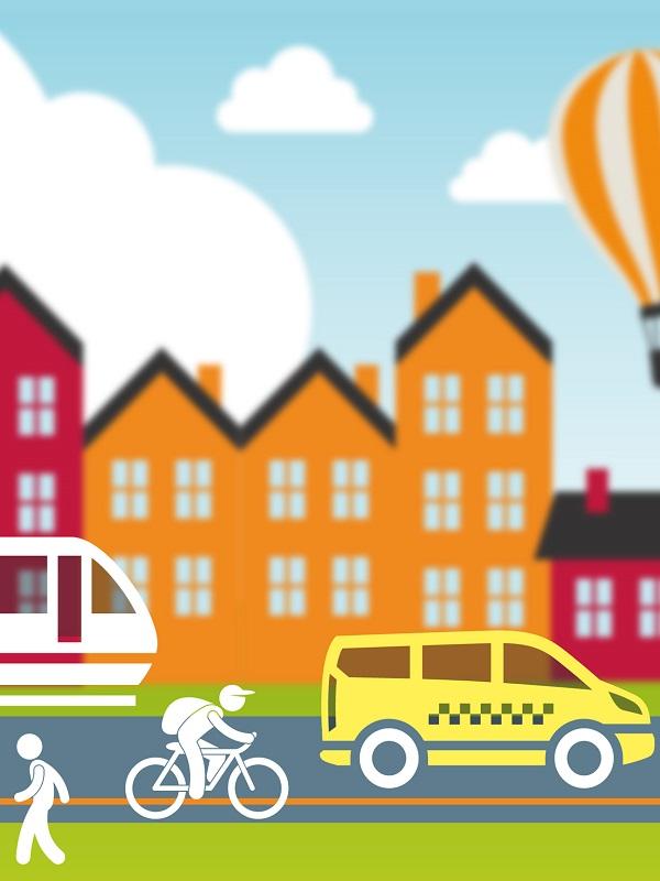 La Semana Europea de la Movilidad centra este año su mensaje en la necesidad de combinar transportes sostenibles