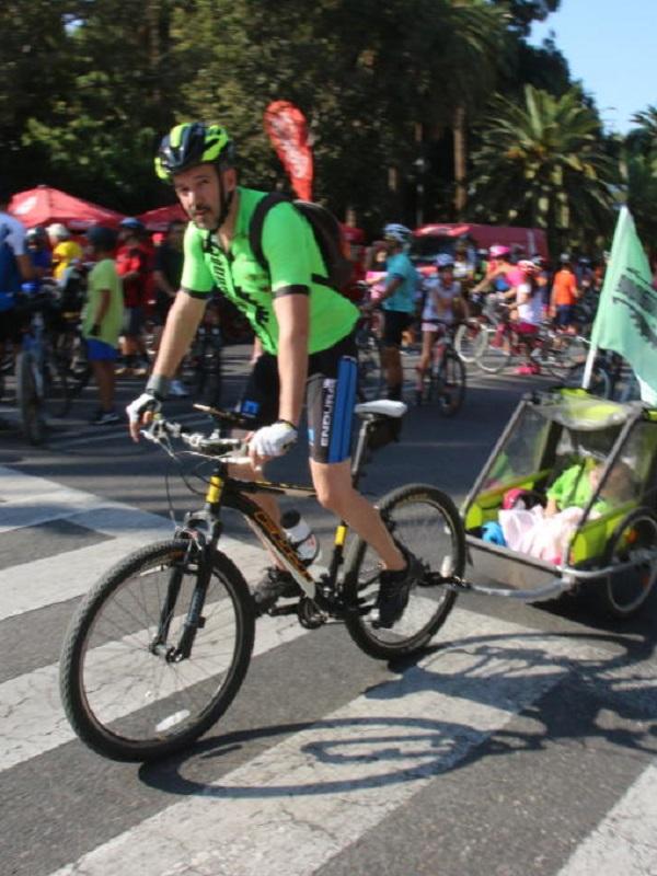 Alcalá de Guadaíra (Sevilla) celebra este domingo su II Día de la Bicicleta con un programa de actividades gratuitas
