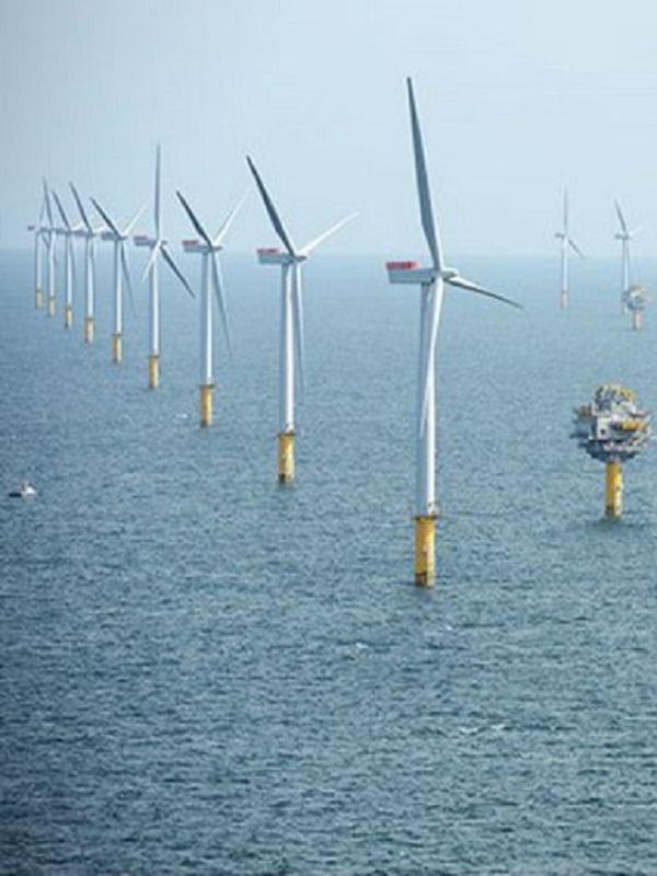 Iberdrola inicia el desarrollo de su parque eólico marino Baltic Eagle, en Alemania