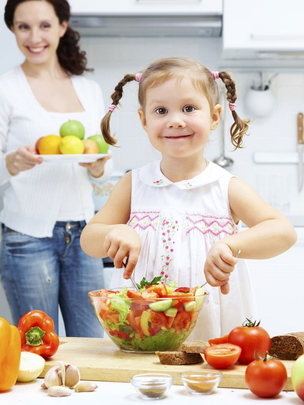 Detecta los puntos débiles en la alimentación de tu hijo