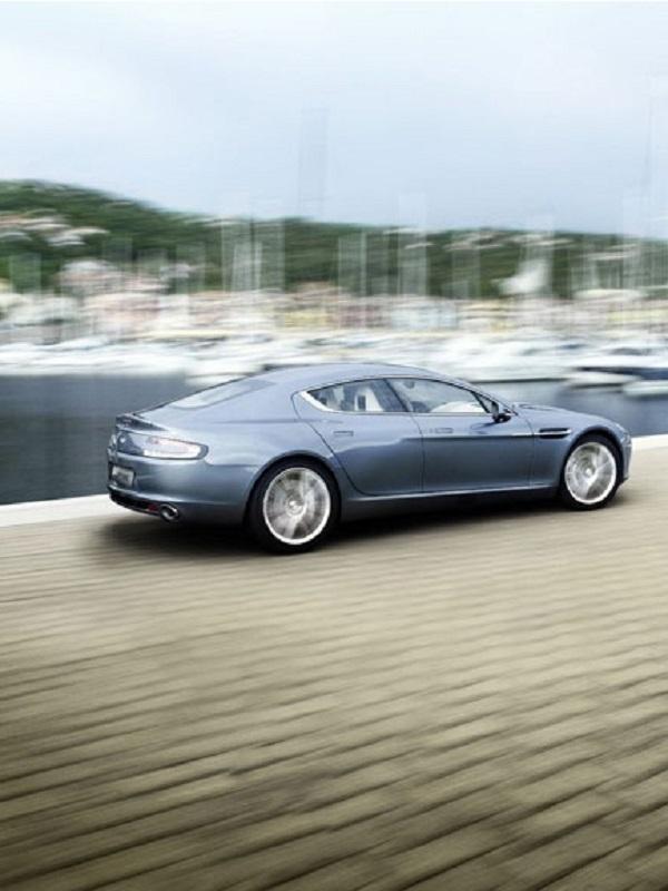 Aston Martin solo producirá 155 unidades de su primer eléctrico, el Rapide E