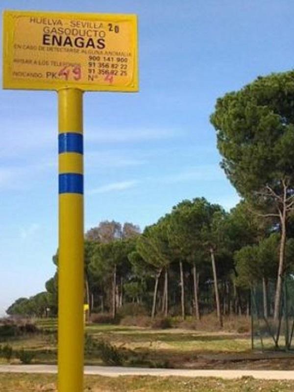 Salvemos Doñana exige que se cancele el almacén de gas natural