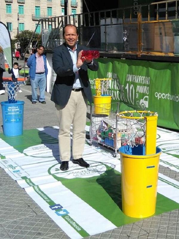 Galicia. Miles de escolares han participado en las distintas ediciones de Recíclate con Sogama