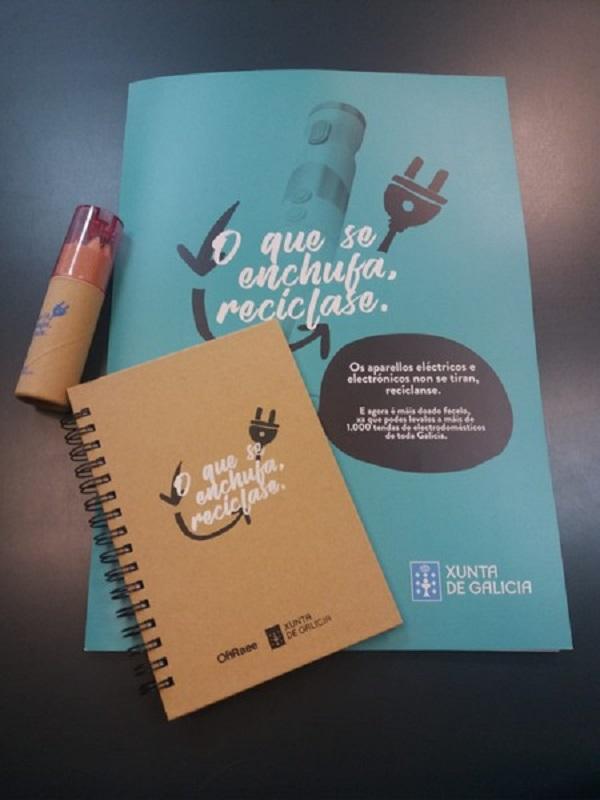 ERP colabora con la Xunta de la Galicia en su nueva campaña sobre tratamiento de RAEE
