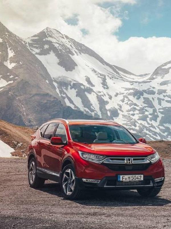 Honda lanzará la versión híbrida del CR-V a principios de 2019