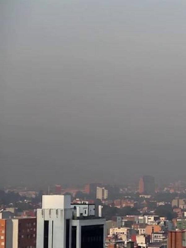 STOP a la contaminación de las ciudades