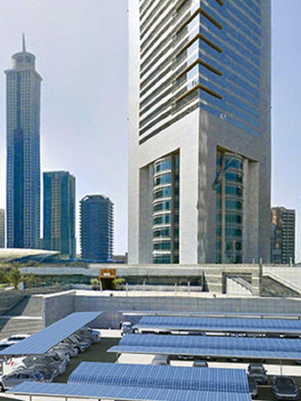 La empresa andaluza TSO diseña la planta que abastecerá de energía solar fotovoltaica a las 'Emirates Towers' de Dubái