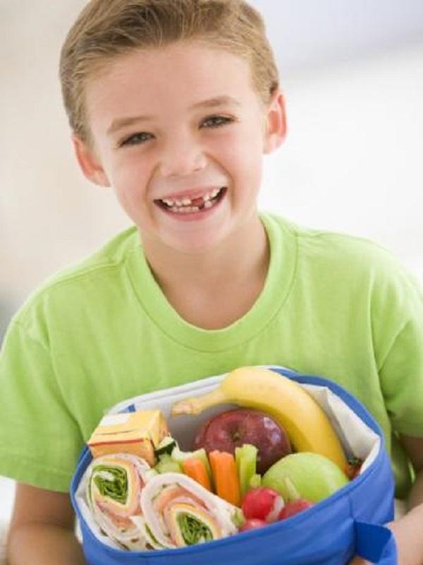 Prepara a tus hijos un 'tupper' muy saludable para llevar al colegio