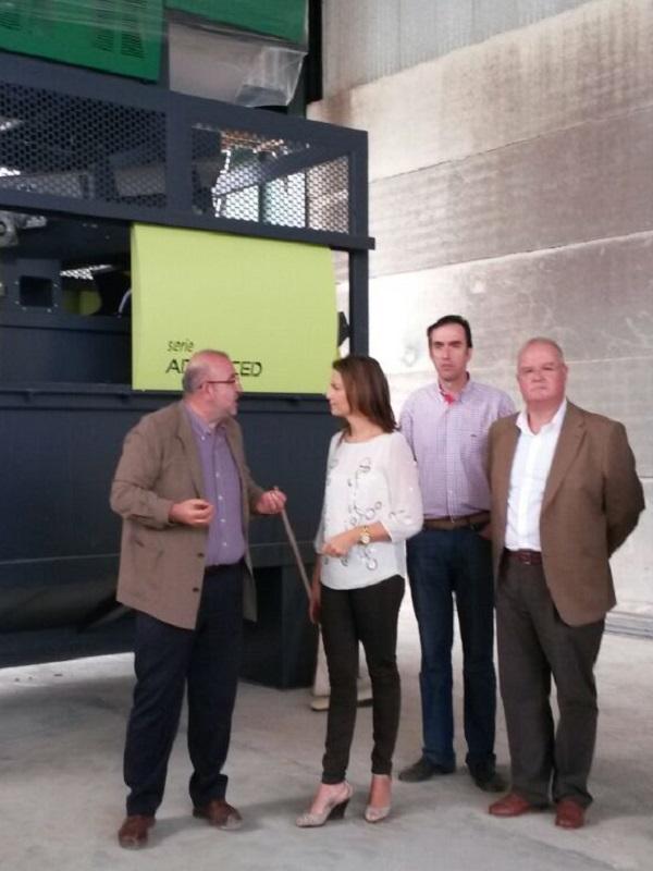 Andalucía respaldará más de 600 proyectos de ahorro energético