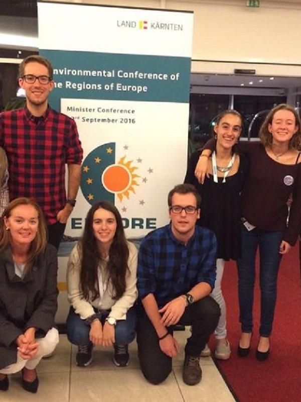 Euskadi comparte en la conferencia ENCORE, con regiones europeas, estrategias sobre economía circular y clima