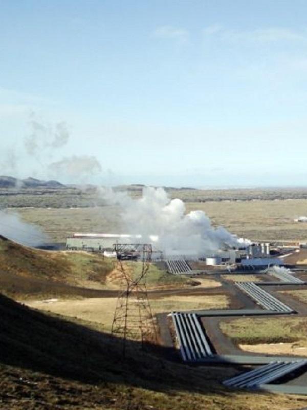 Idean cómo usar para baterías CO2 emitido en plantas de energía