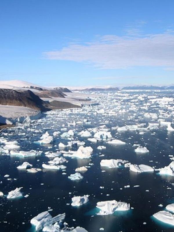 El deshielo del Ártico se ha ralentizado este verano