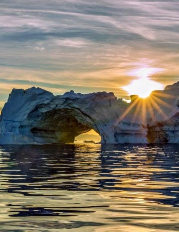 El cambio climático se ceba en Groenlandia