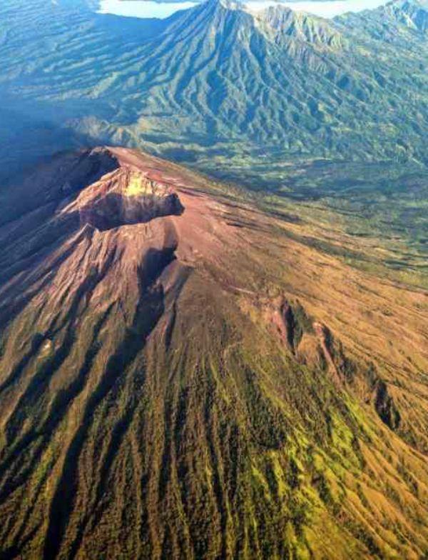 Tecnología verde para saber cuándo entrará en erupción un volcán