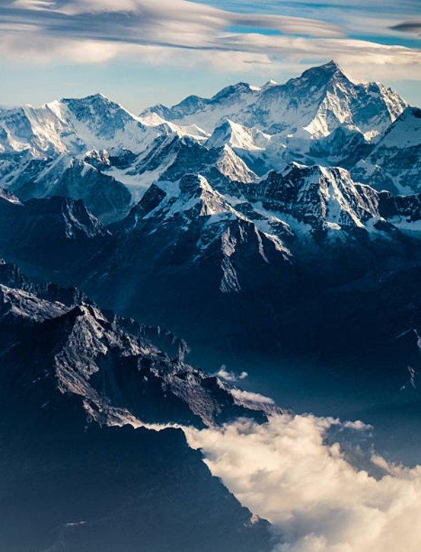 Lo que faltaba, ahora la fusión en el Himalaya de sus glaciares liberan la polución atrapada hace décadas