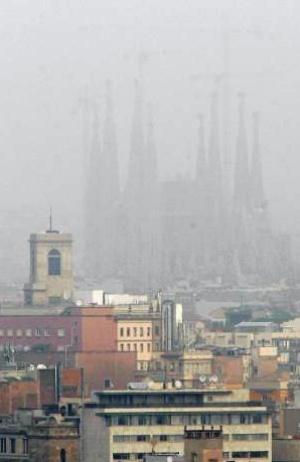 Catalunya. Aviso preventivo para reducir el CO2