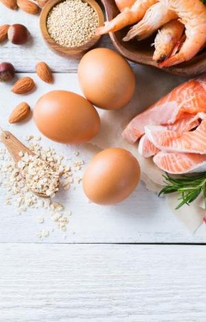 Una dieta proteica puede ayudarte a no desarrollar diabetes
