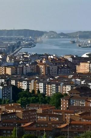 Asturias. Mala calidad del aire en Avilés