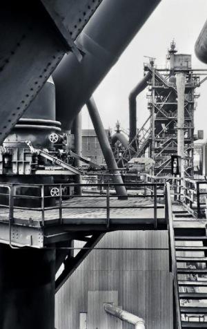 México. Nueva planta de vapor y electricidad