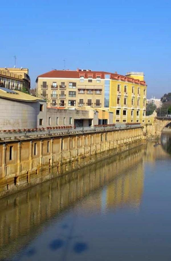 Murcia inicia la limpieza del Canal de Los Molinos
